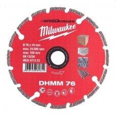 Deimantinis pjovimo diskas 76X10mm Milwaukee