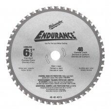 Diskas metalo pjovimo 165x15,8mm, 48dant. Milwaukee (akum. įrankiui)