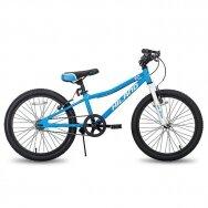 HILAND 7 greičių  dviratis vaikams (mėlynas, 24 colių)