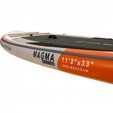 Irklentė Aqua Marina SUP Magma 11'2″ (340cm - 330l) BT-21MAP 2021 11
