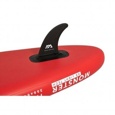 Irklentė Aqua Marina SUP Monster 12'0″ (366cm - 380l) BT-21MOP 2021 9