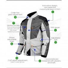 LYSCHY motociklininko apranga visiems metų laikams (Striukė + kelnės)