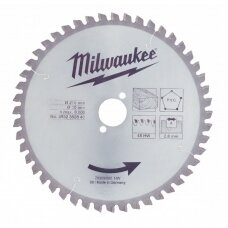 Pjovimo diskas medienai 216 x 30 mm, 48 dantų, Milwaukee