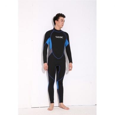 SEAC neopreninis kostiumas nardymui ir plaukimui 3